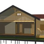 проектирование деревянных домов