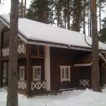 теплый дом - не крыше снег не тает