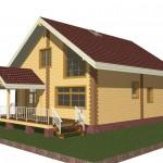 проект дома бесплатно