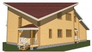 Фасады Vip домов