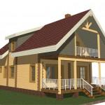 любые проекты домов бесплатно