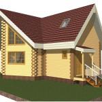 Жилой дом проект бесплатно