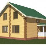 индивидуальный проект жилого дома