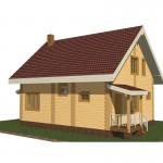 готовые проекты домов бесплатно
