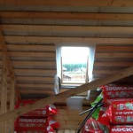как построить дом одному