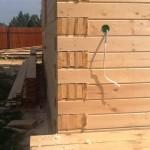 построить дом в одиночку