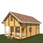 проект энергоэффективного дома 9