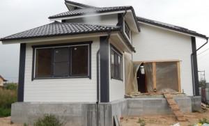 фасады домов