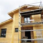 шлифованный дом