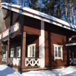 эко дом для зимы