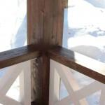 террасные и балконные ограждения фото