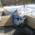 строительство ЭКО домов