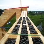 построить трех этажный дом из клееного бруса
