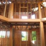 дома из профилированного бруса утепленного LogECO
