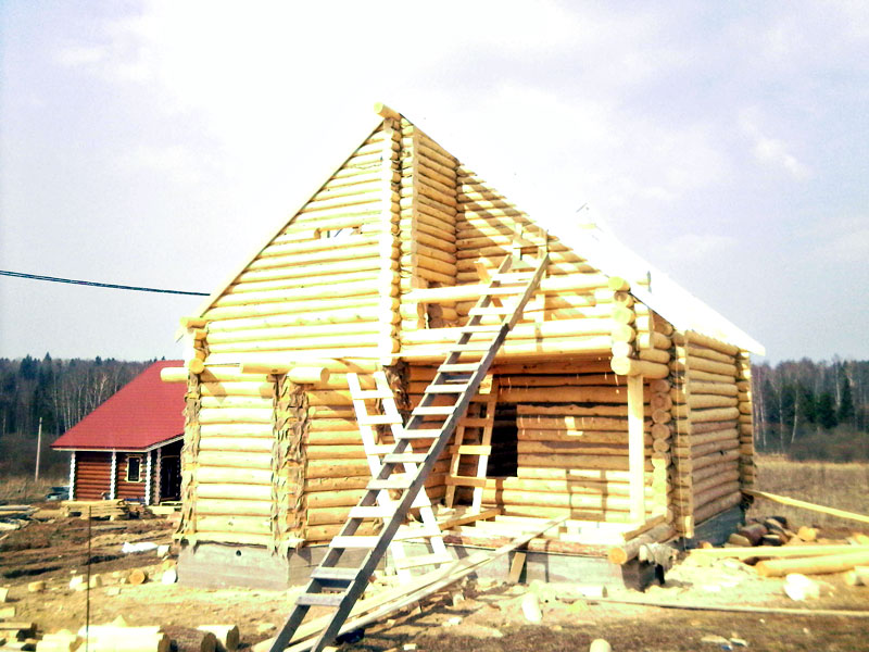 Новое строительство