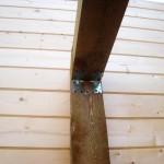 кармасные перегородки в деревянном доме