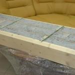 Ширина бруса LogECO 430 mm Great Wall - 430 мм высота бруса LogECO 430 mm Great Wall - 155 мм