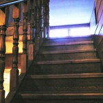 втрой пролет лестницы плюс ограждения