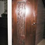 дверь евро со стеклом