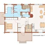 проект цокольного этажа