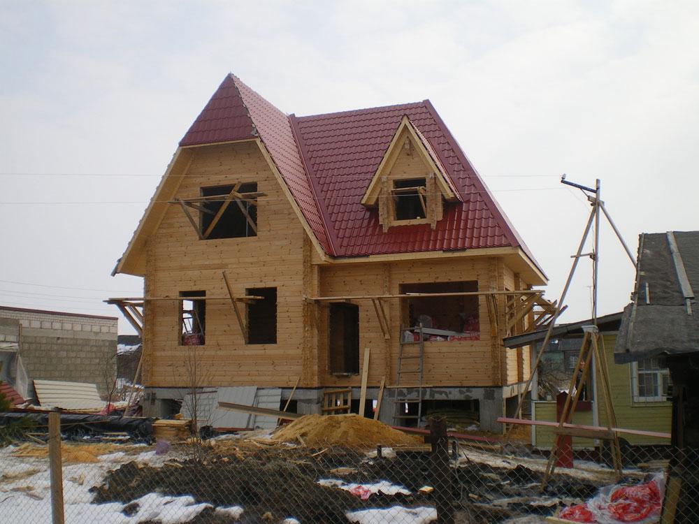 Энергоэффективный дома