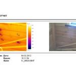 контроль качества сборки тепловизором