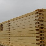 тестовая сборка дома LOGECO в Рыбинске