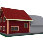 пристройка к дому проект