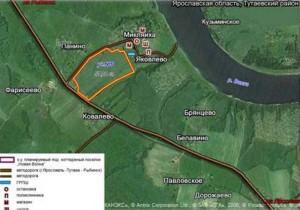 земля в Ярославской области с подрядом